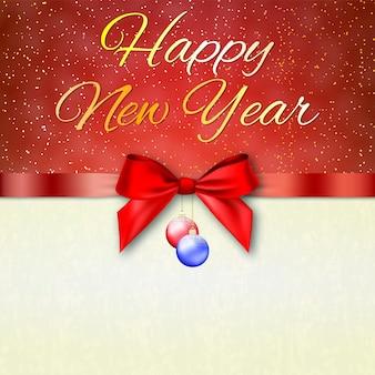 Abstrakte weihnachts- und neujahrskarte. vektor-illustration. weihnachtskarte, einladung, hintergrund, design-vorlage. konzept für gruß oder postkarte