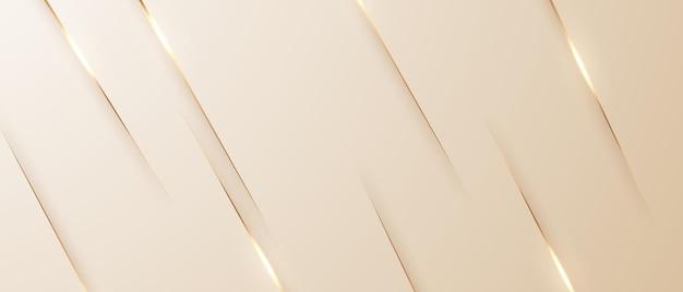 Abstrakte weiße goldplakatschönheit des hintergrundes mit vip-luxusdynamik.