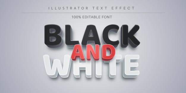 Abstrakter 3d editabe text