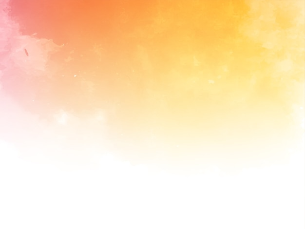 Abstrakter aquarellbeschaffenheitshintergrundvektor