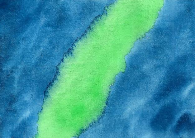 Abstrakter aquarellfarbehintergrund