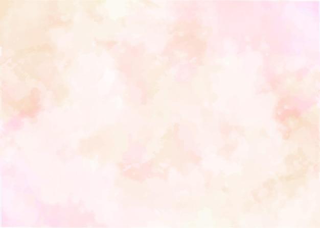 Abstrakter aquarellpastellhintergrund