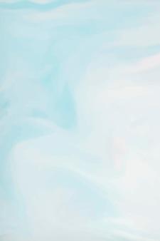 Abstrakter blauer aquarellhintergrundvektor