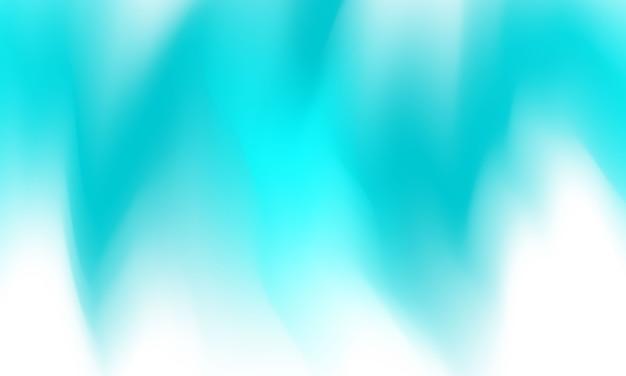 Abstrakter blauer gradientenhintergrund ökologiekonzept für ihr grafikdesign,