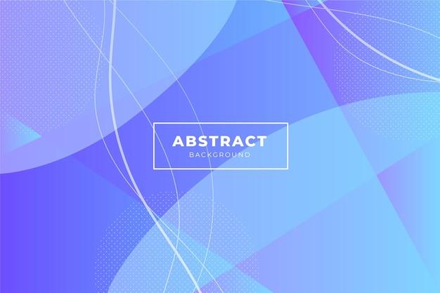Abstrakter blauer hintergrund mit farbverlauf