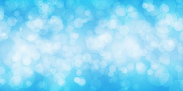 Abstrakter blauer hintergrund.