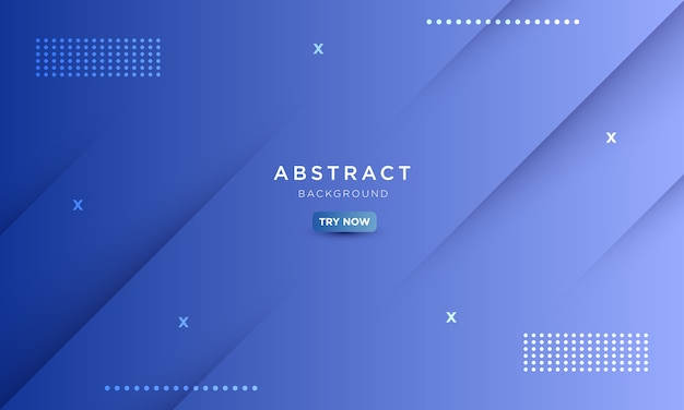 Abstrakter blauer lichthintergrund mit kratzereffekt.
