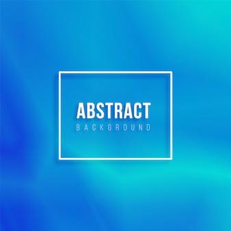 Abstrakter blauer unschärfeeffekthintergrund