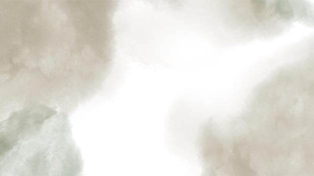 Abstrakter brauner aquarellfleckhintergrund
