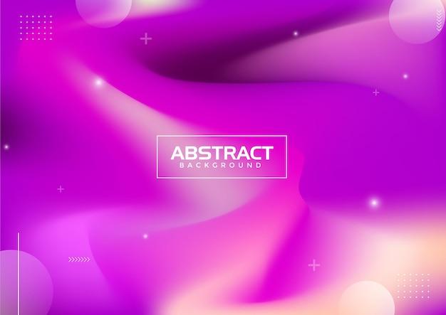 Abstrakter bunter farbverlauf moderner hintergrund