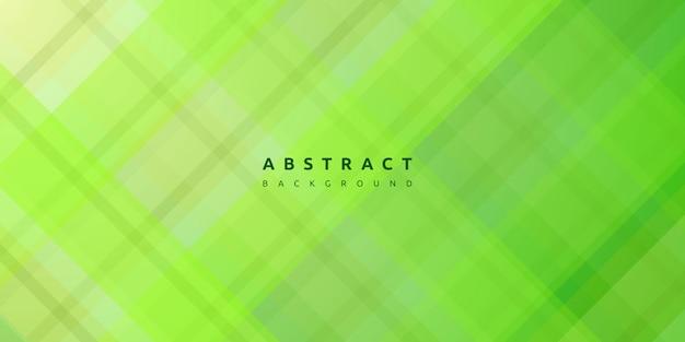 Abstrakter bunter grüner geometrischer streifenhintergrund