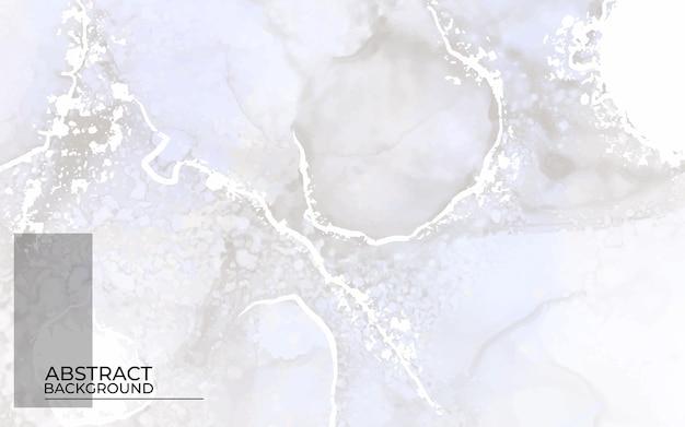 Abstrakter bunter tintenhintergrund