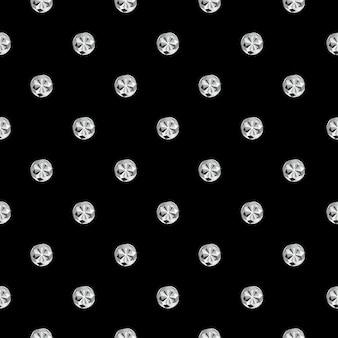 Abstrakter diamant-nahtloses muster