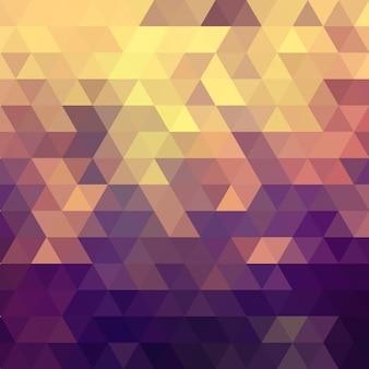 Abstrakter dreieck-hintergrund für design.