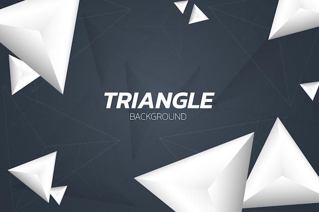 Abstrakter dreieck-hintergrund