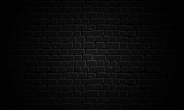 Abstrakter dunkler backsteinmauerhintergrund. kreatives design für ihre website.