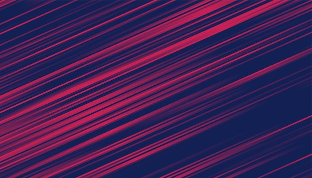 Abstrakter duotone-hintergrund mit bewegungslinieneffekt