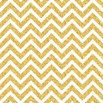Abstrakter einfacher glänzender goldener nahtloser musterhintergrund