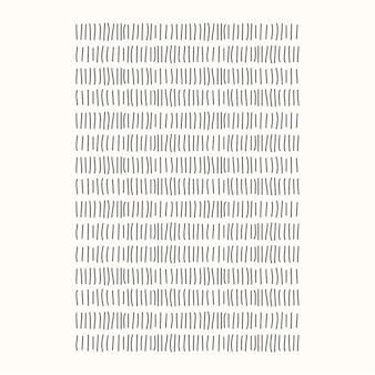 Abstrakter einfacher musterhintergrund für scrapbook-cover oder t-shirt-druck