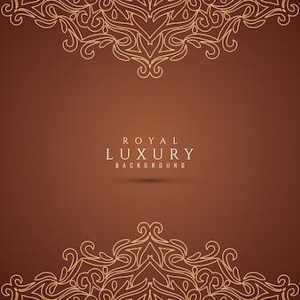 Abstrakter eleganter luxus schöner hintergrund