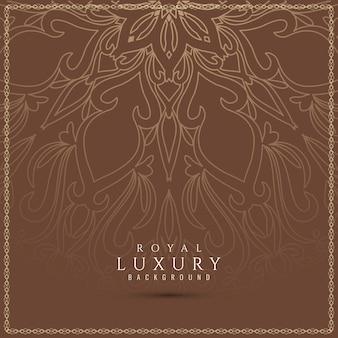 Abstrakter eleganter schöner luxushintergrund
