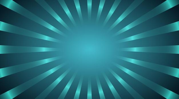 Abstrakter explosionshintergrund mit farbverlauf