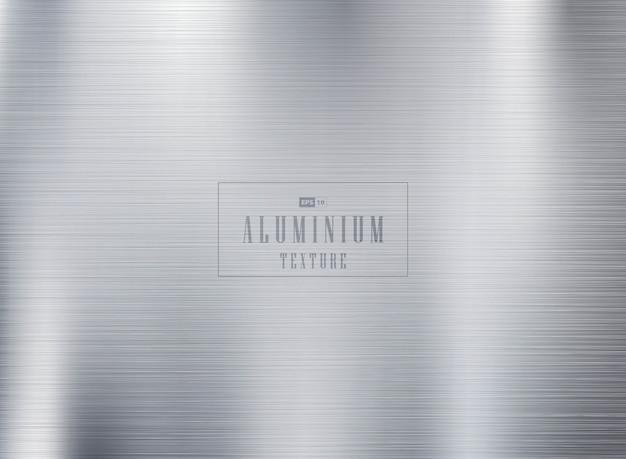 Abstrakter farbverlauf aluminiumvorlage design artwork hintergrund.