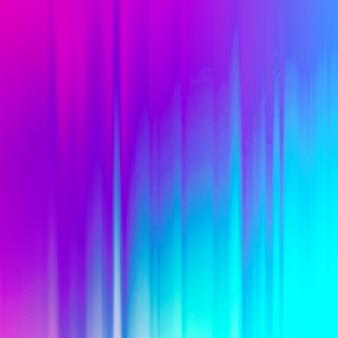 Abstrakter farbverlauf duotone glitch hintergrund