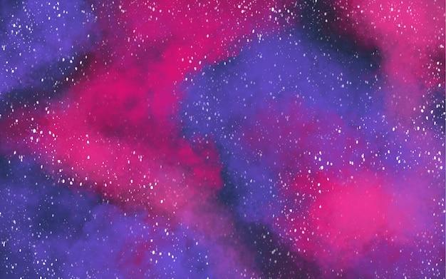 Abstrakter galaxienhintergrund
