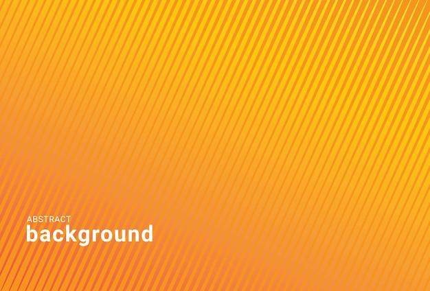 Abstrakter gelber und orange moderner hintergrund.