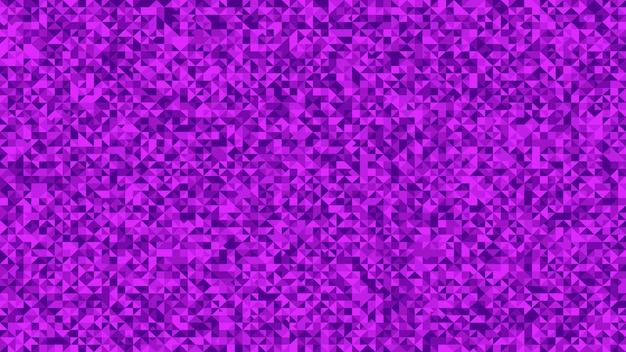 Abstrakter geometrischer dreieckmosaikmustertischplattenhintergrund
