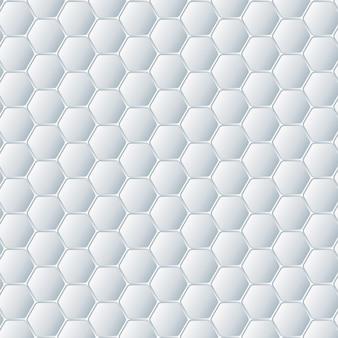 Abstrakter geometrischer form-hexagon-hintergrund, geometrischer abstrakter hintergrund mit hexagonen