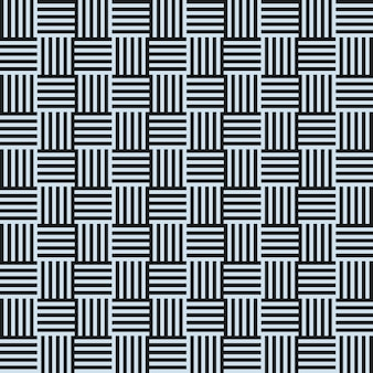 Abstrakter geometrischer hintergrund. nahtloses muster für tapete, packpapier, modedrucke, gewebedesign.