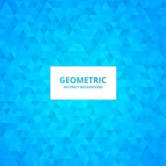Abstrakter geometrischer hintergrund. polygon tapete.