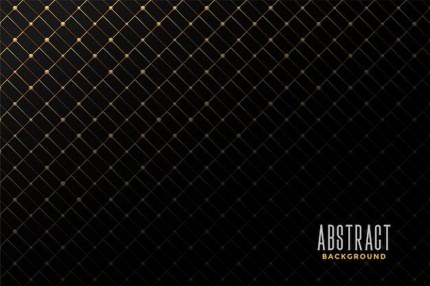 Abstrakter goldener musterhintergrund