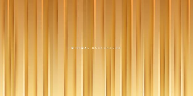 Abstrakter goldener streifenbeschaffenheitshintergrund