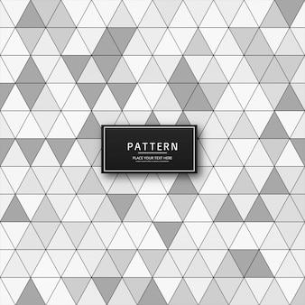 Abstrakter grauer geometrischer baackground vektor