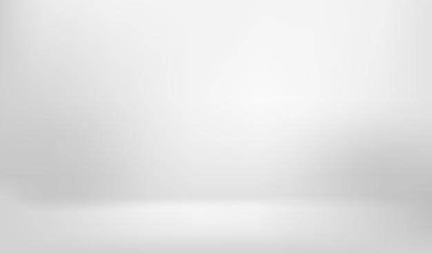 Abstrakter grauer raumhintergrund. vektor-illustration eps10