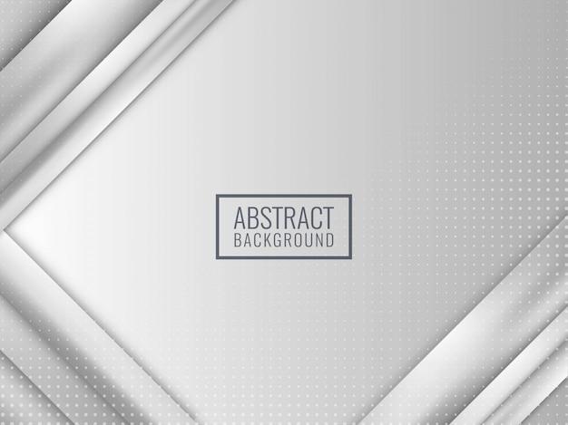 Abstrakter grauer streifen-geschäftshintergrund