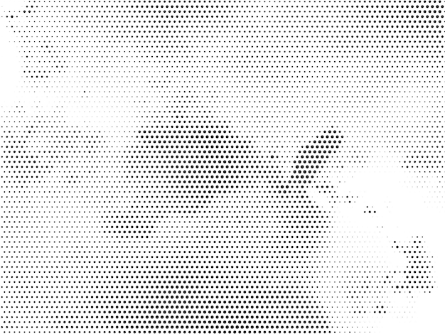 Abstrakter halbton-designhintergrund