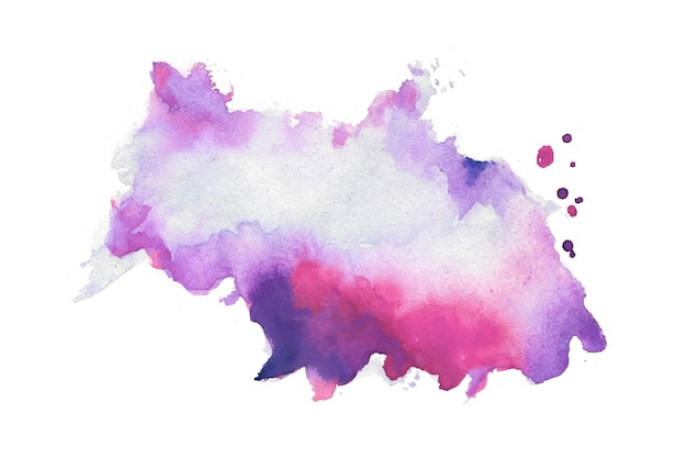 Abstrakter handgemalter aquarellbeschaffenheitshintergrundentwurf