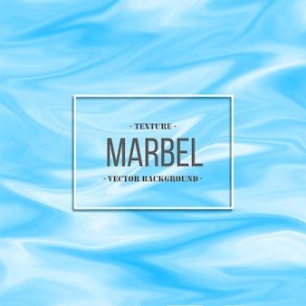 Abstrakter hellblauer flüssiger marmorbeschaffenheitshintergrund