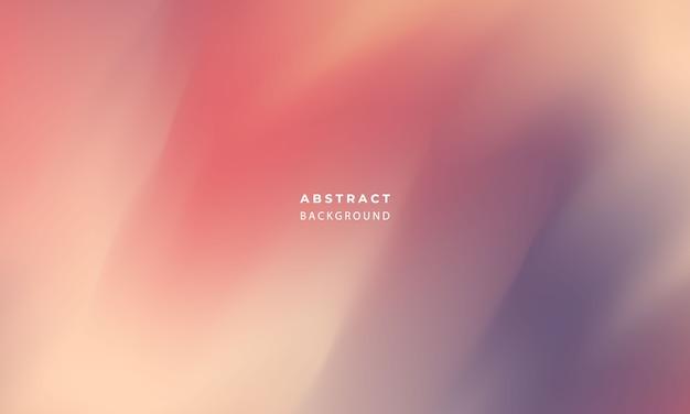 Abstrakter herbstorange gradientenhintergrund ökologiekonzept für ihr grafikdesign,