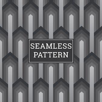 Abstrakter hintergrund art deco seamless pattern