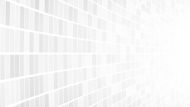 Abstrakter hintergrund aus kleinen quadraten oder pixeln in grauen farben