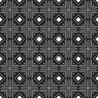 Abstrakter hintergrund. batik nahtlose muster tapete. textilgewebe. klassisches motiv