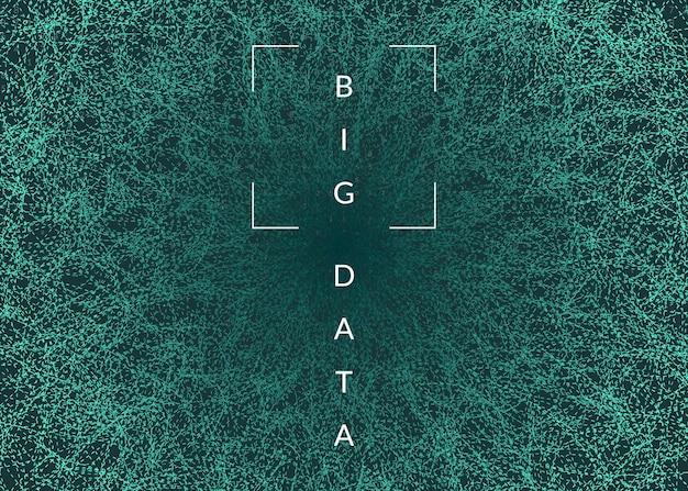 Abstrakter hintergrund der digitalen technologie