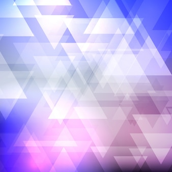 Abstrakter hintergrund des geometrischen designs Kostenlosen Vektoren