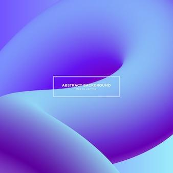 Abstrakter hintergrund, farbverlauf formen