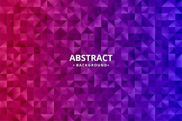 Abstrakter hintergrund. geometrische mustertapete. polygonform.